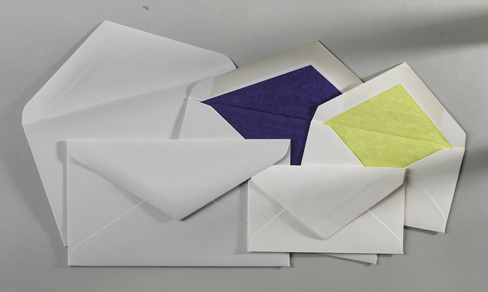 Tissue Lined Envelopes