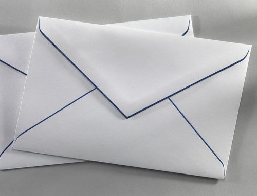 The History of Envelopes